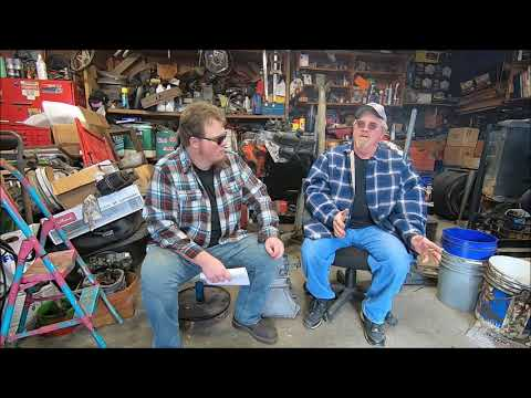 Scott's Speed Shop Q&A Session With Dad And Jed