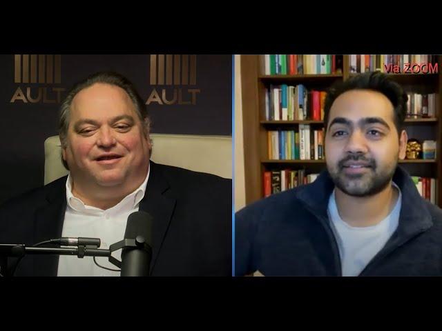Episode 6 Ault-onomous: Dr. Karan Rajan