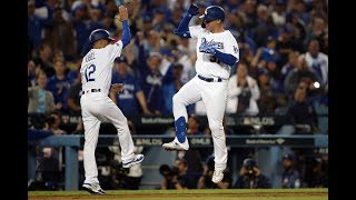 Every Dodgers Run vs. Nationals in Game 1 of NLDS