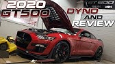 2020 GT500 DYNO (& REVIEW) VS. GT350 WHIPPLE DYNO AT BRENSPEED