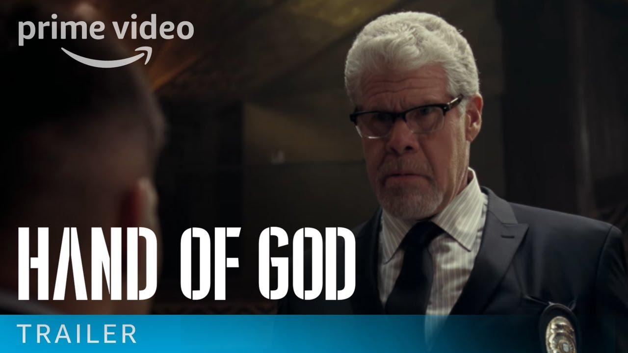 Download Hand of God Comic-Con Trailer | Prime Video