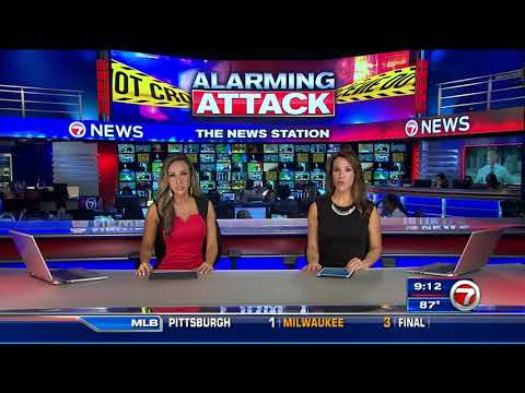 WSVN Today In Florida 8/16/17 9AM - Full Hour
