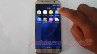samsung galaxy s7 edge how to enable or disable automatic updates security policy