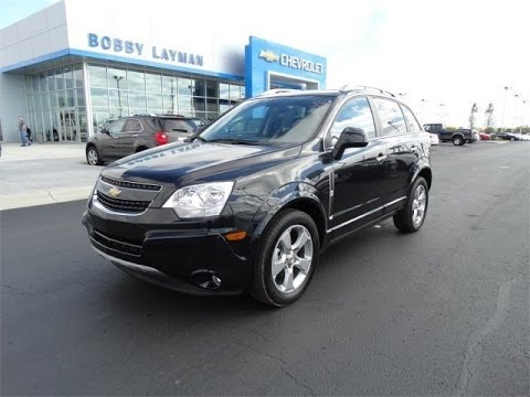 2014 Chevrolet Captiva Sport Review - Used Cars In Ohio At Bobby Layman Chevy