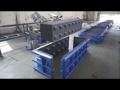 Металлоформы бетонных лего-блоков от «М-Конструктор»