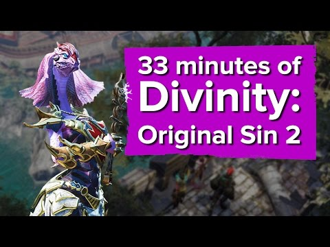 Divinity: Original Sin 2 is already good - but there's