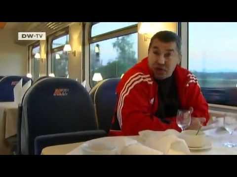 Moscow-Nice Train Trip | euromaxx