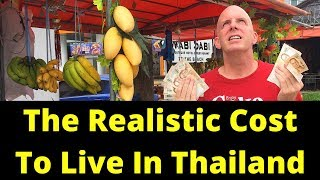 The Realistic Cost to Live in Thailand v394