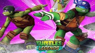 Черепашки-Ниндзя: Легенды - БЕЗУМНЫЙ ЗАЯЦ (TMNT Legends UPDATE X)