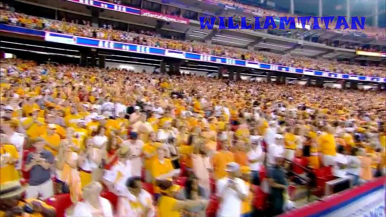 Tennessee vs. Kentucky Football Intro 2012 - YouTube
