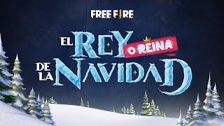 ¡Vota por el Rey... o Reina de la navidad! ☃ | Garena Free Fire