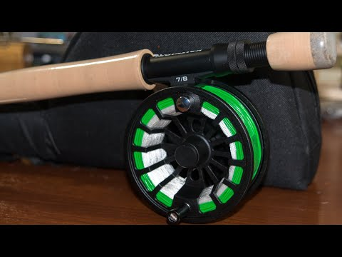 BEST Beginner Fly Fishing Rod Combo EVER?!? KASTKING Emergence Unboxing