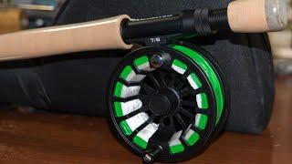 BEST Beginner Fly Fishing Rod Combo EVER?!? KASTKING Emergence Unboxing