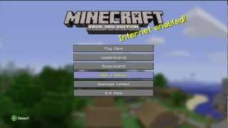 How To Install Minecraft On The Xbox 360