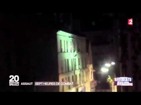 Saint-Denis Assaut Explosion