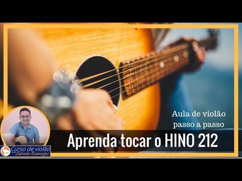 Como tocar o Hino 212 da Harpa Cristã - Os guerreiros se preparam
