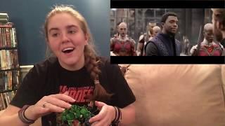 Avengers Infinity War Trailer 2 LIVE REACTION