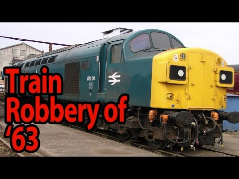 The Great Train Robbery of '63