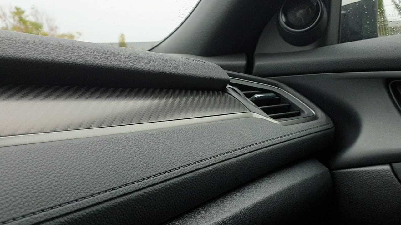 Honda Civic 10th Gen 1.5T FC5/FK7 AC Noise