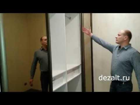 Шкафы купе Мебельная компания КОМАНДОР
