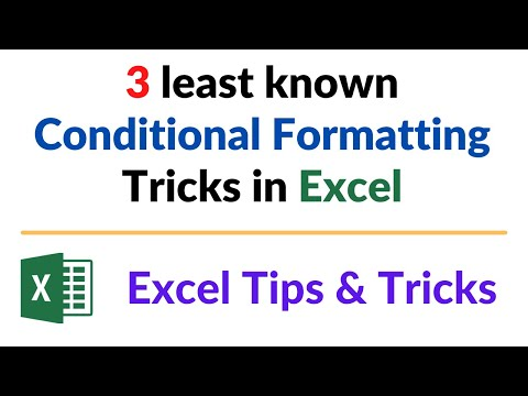 Advanced Conditional Formatting Tricks in Excel