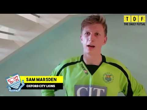 FA Futsal Super League | Sam Marsden Interview: Birmingham 8-6 Oxford City Lions
