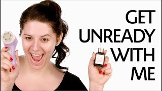 Get Unready With Me: Oily & Textured Skin | Sephora