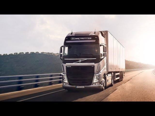 Volvo Trucks - Introducing Volvo FH with I-Save – cutting fuel costs by up to 7%