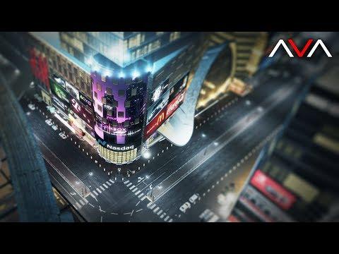 Cities: Skylines - AVALON [5] - City Center