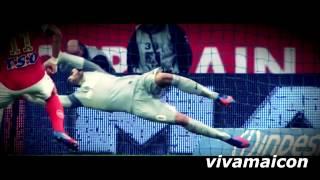 THE ART OF FLYING best goalkeeper saves 2015