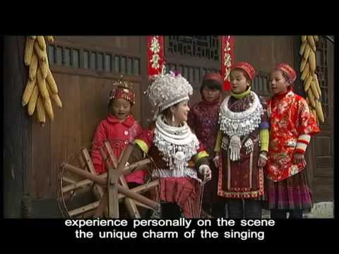 Miao People's Folk Songs