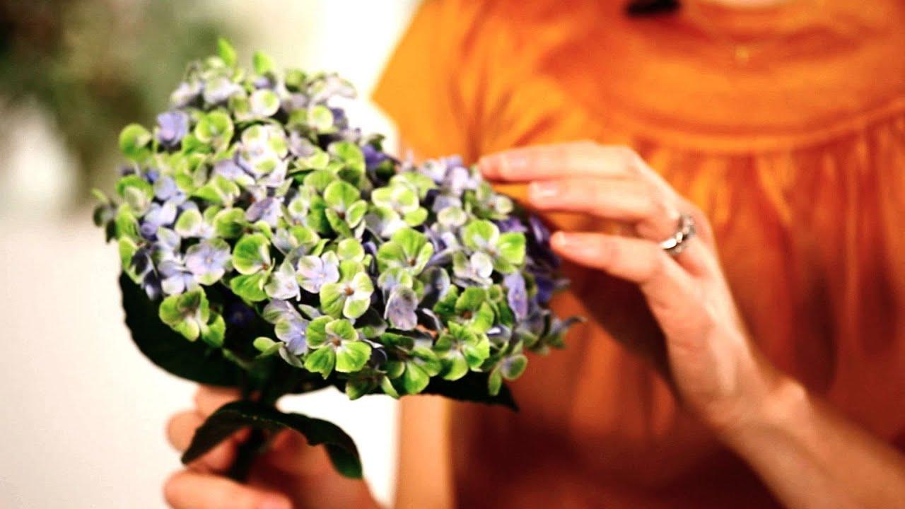 How to Make Hydrangeas Last Longer | Wedding Flowers - YouTube