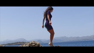 реклама платьев в Palma de Mallorca 4k | style of the woman