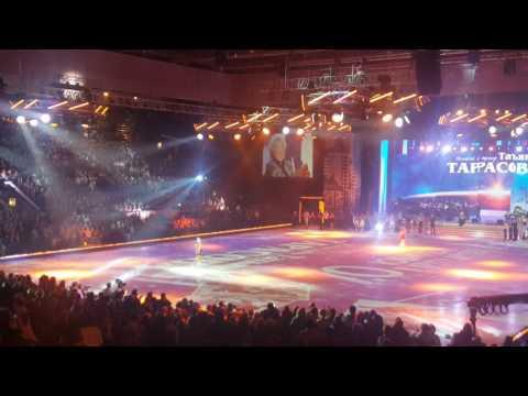 Юбилей Татьяны Тарасовой. The show must go on
