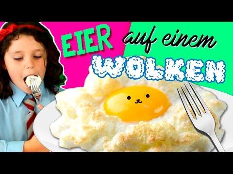 Eier auf einem