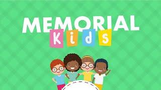 Memorial Kids - Tia Sara - 21/10/2020
