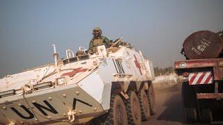 Centrafrique : la quatrième ville du pays aux mains des rebelles à cinq jours de la présidentielle