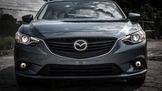 Reviewed 2014 Mazda6: The Zoom Zoom Family Sedan