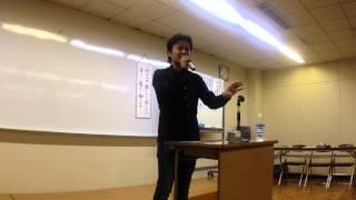 長崎県倫理法人会にて聖徳太子が作った冠位十二階について少しだけ話し...