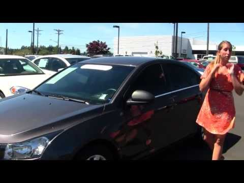 Virtual Walk Around Video Of A 2011 Chevy Cruze At Gilchrist Chevrolet In Tacoma