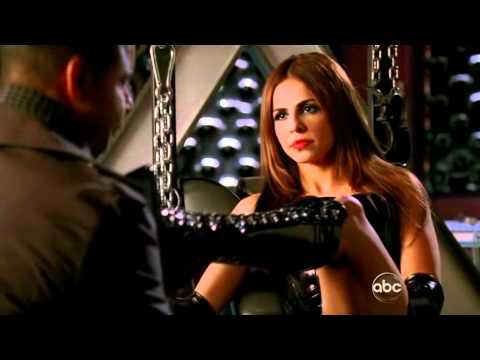 do you mind un strapping my boot  castle 2x16 funny