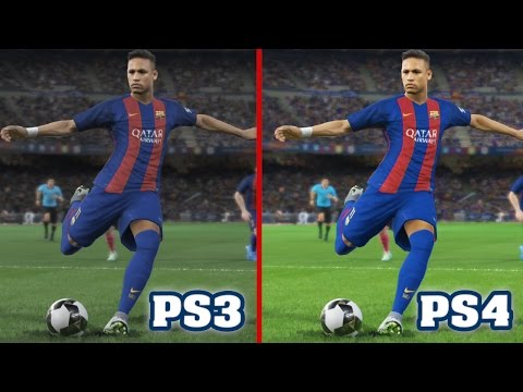 pes 2017 pc vs ps4 vs xbox one graphics and gameplay. Black Bedroom Furniture Sets. Home Design Ideas