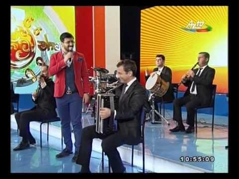 Abbas Bagirov - Yaz geldi ( Aztv Seher 28.03.13 )