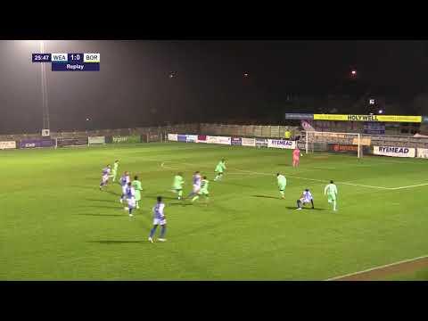 Wealdstone Boreham Wood Goals And Highlights