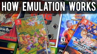 How Emulators 'Rewind' Games | MVG