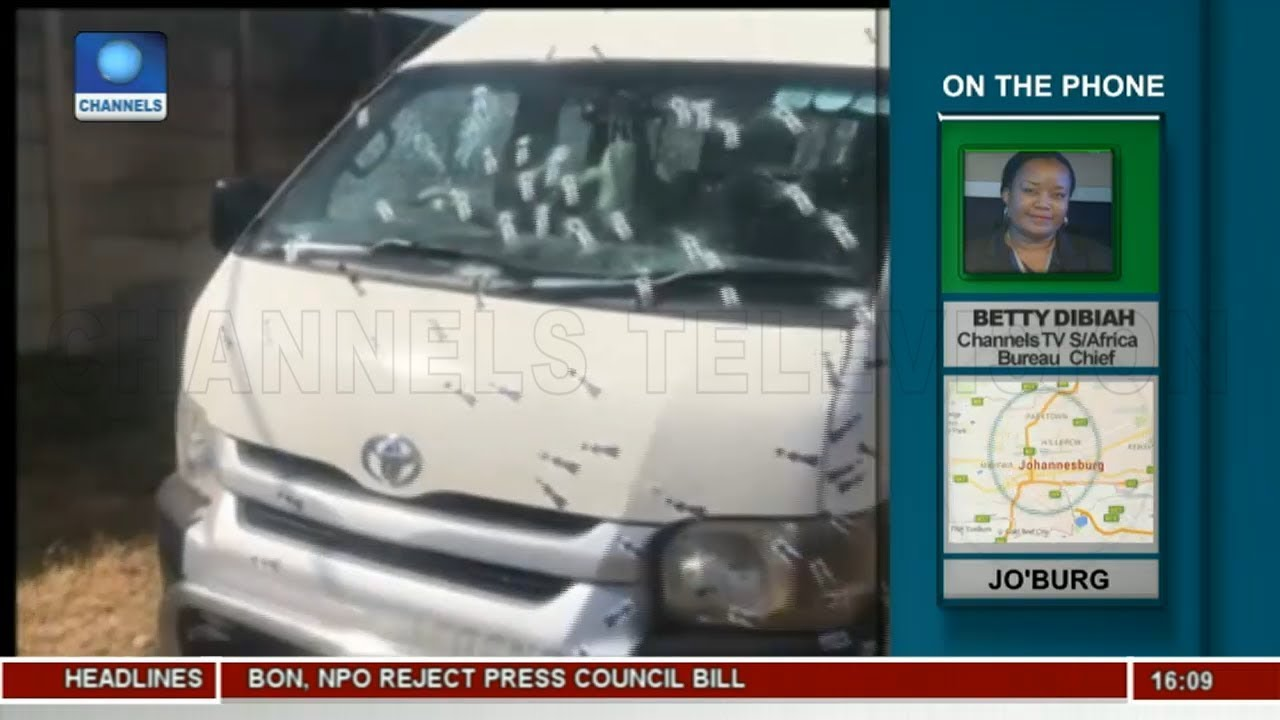 11 Taxi Drivers Killed In South Africa