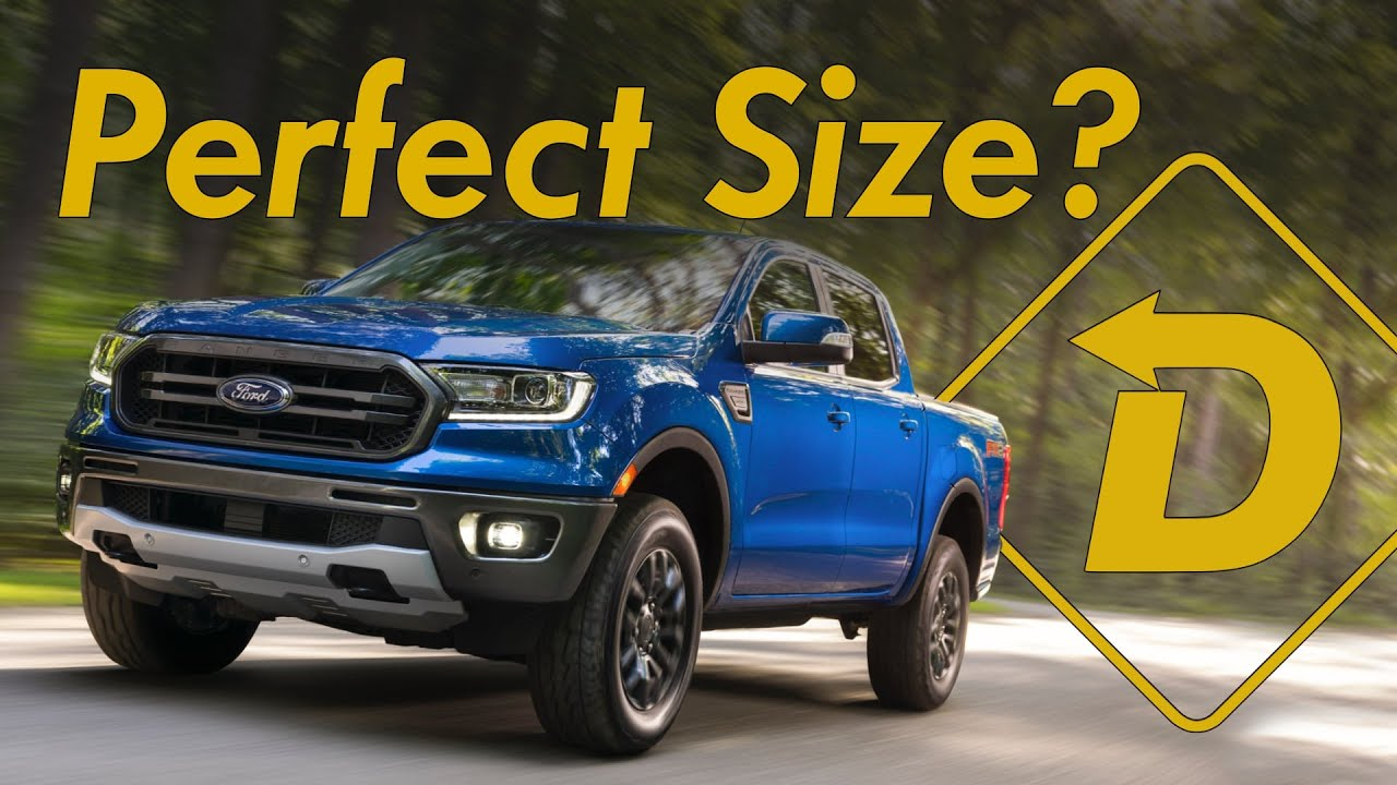 Is The Ford Ranger FX4 The Perfect Sized Pickup? (You Might Be Surprised)