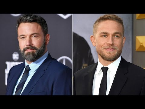 Ben Affleck's Full, Colorful Back Tattoo Seen in Shirtless Beach Pics With Charlie Hunnam!