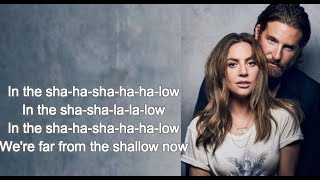 Shallow Lyrics Lady Gaga, Bradley Cooper (A Star Is Born)