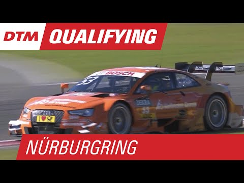 DTM Nürburgring 2015 - Qualifying (Rennen 2) - Re-Live (Deutsch)